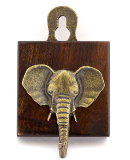 Picture of Key Hook - Elephant (1 Hook)