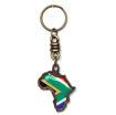Picture of Key Ring - SA Flag (Big 5 / Rhino)