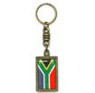 Picture of Key Ring - SA Flag