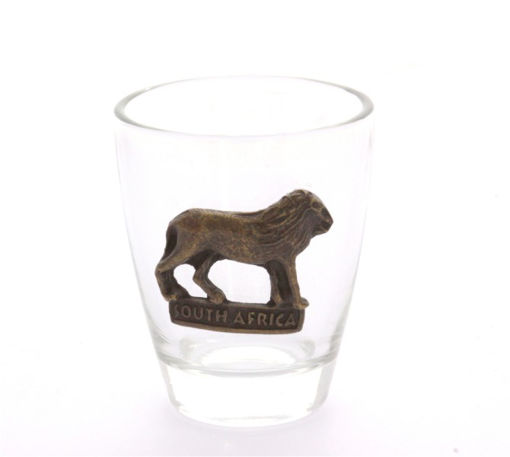 Picture of Tot Glass - Lion