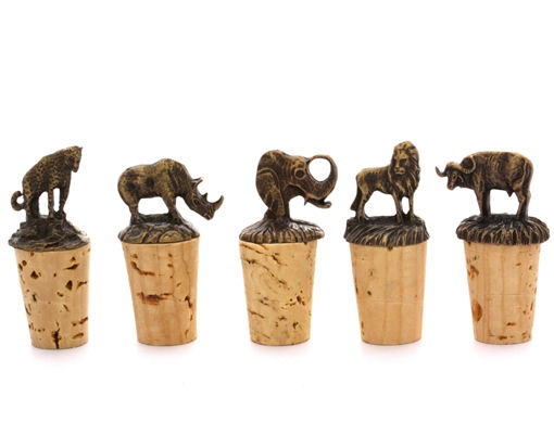 Picture of Bottle Stopper Set - Big 5 New (B)