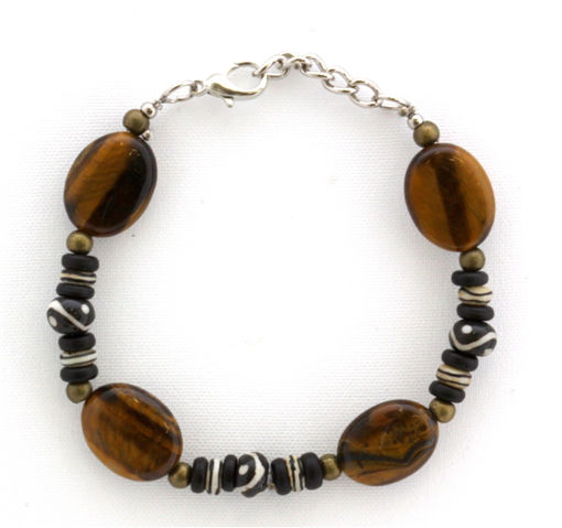 Picture of Bracelet - Tigers Eye