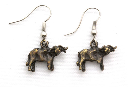 Picture of Earrings - Buffalo