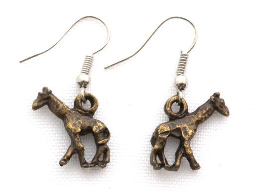 Picture of Earrings - Giraffe