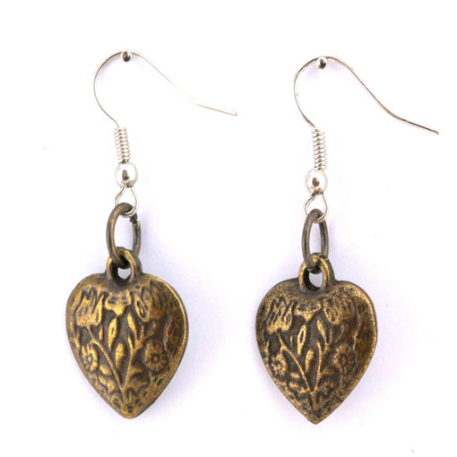 Picture of Earrings - Heart