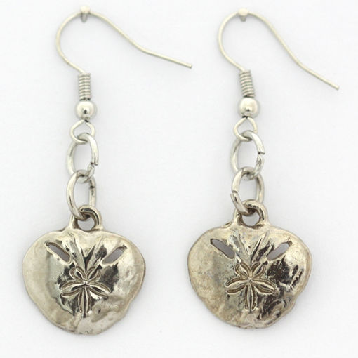 Picture of Earrings - Pansy Shell