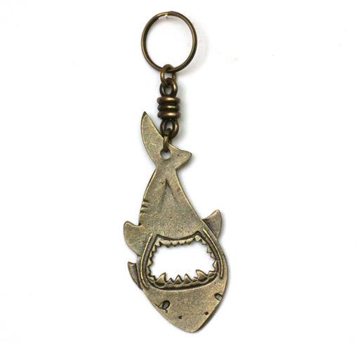 Picture of Key Ring - Shark Bottle Opener