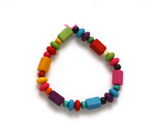 Picture of Children's Bracelet - Multi-Coloured