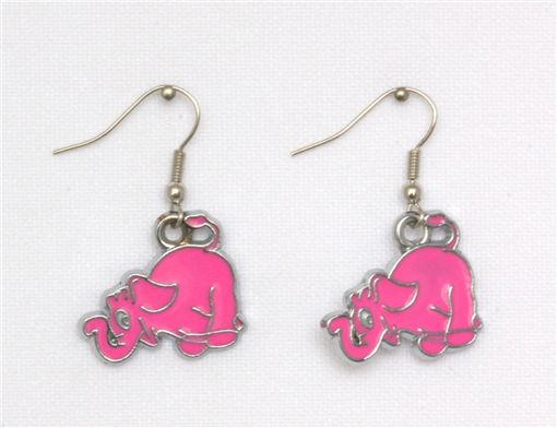 Picture of Children's Earrings - Elephant