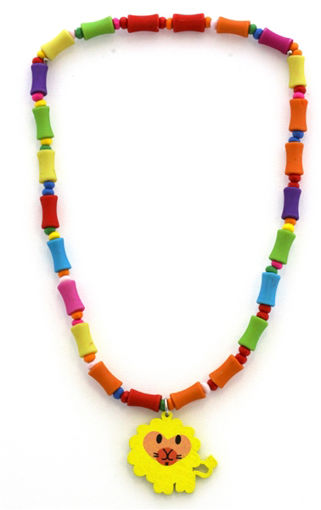 Picture of Children's Necklace - Lion