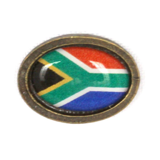 Picture of Lapel Pin - SA Flag