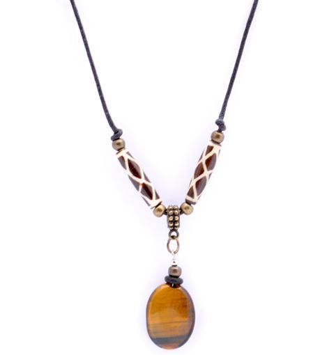 Picture of Choker - Tigers Eye