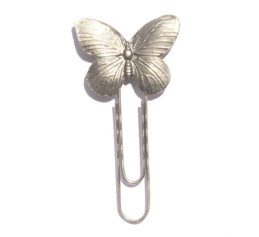 Picture of Paper Clip - Butterfly (Large)