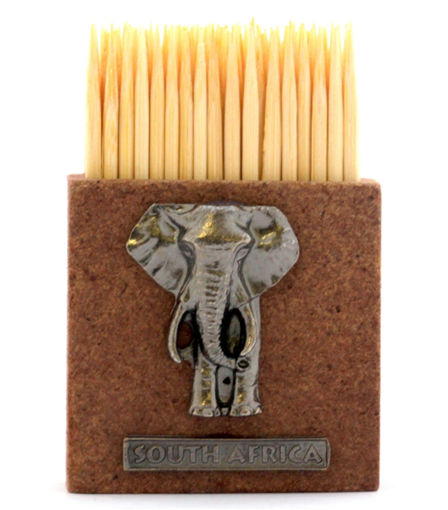 Picture of Toothpick Holder - Elephant (Magnetic)