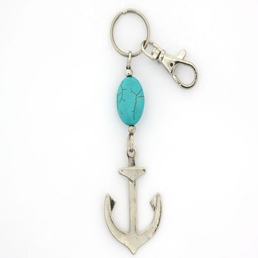 Picture of Key Ring - Local with Clip (Anchor)