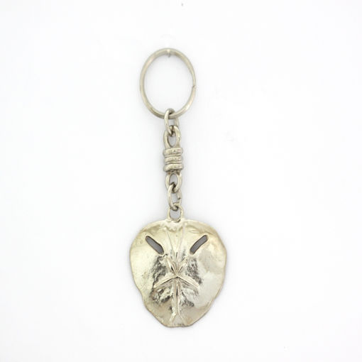 Picture of Key Ring - Single (Pansy Shell)