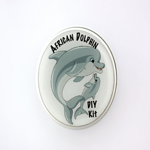 Picture of Choker - DIY Kit (Dolphin)