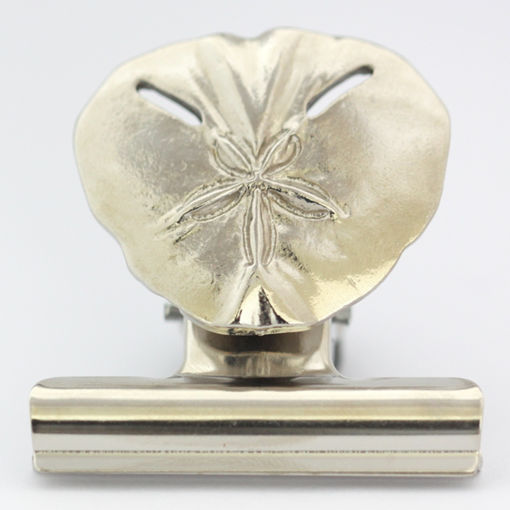 Picture of Bulldog Clip - Pansy Shell (Magnetic)