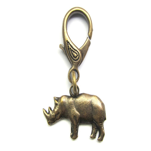 Picture of Zip Puller - Rhino