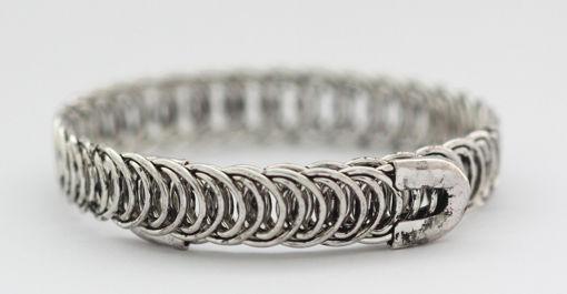 Picture of Bracelet - Metal Slim (Silver Hue)
