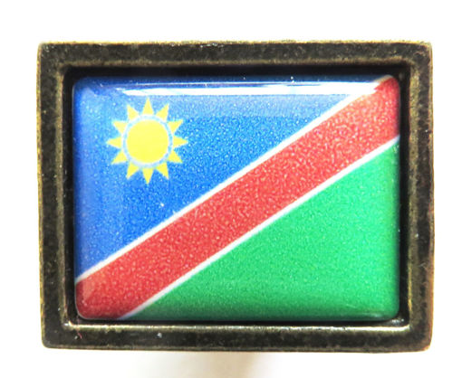 Picture of Lapel Pin - Namibian Flag
