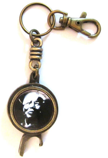 Picture of Key Ring / Bottle Opener - Mandela
