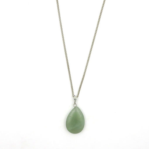 Picture of Choker - Stone on Chain (Aventurine)