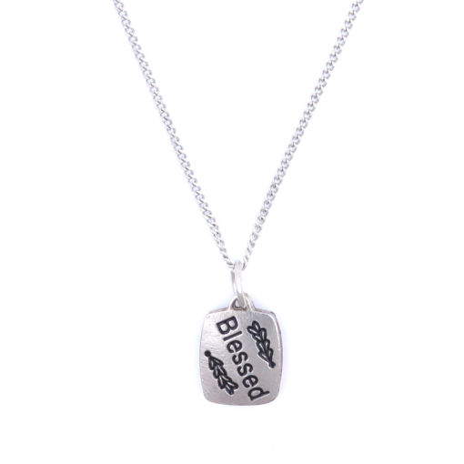Picture of Choker - Blessed on Chain