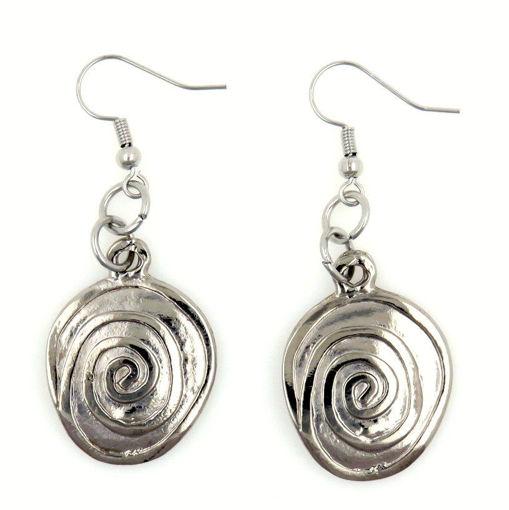 Picture of Earrings - Twirl