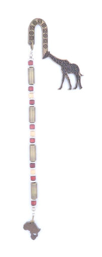 Picture of Bookmark - Giraffe
