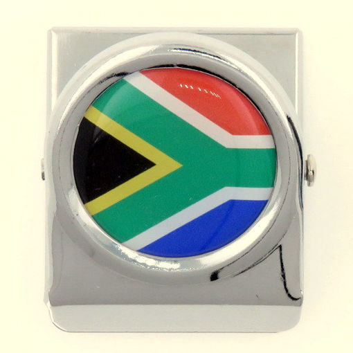 Picture of Bulldog Clip - SA flag (Magnetic)